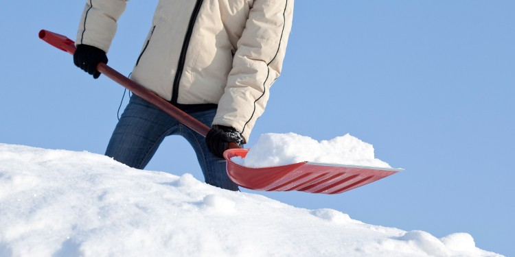 Shovel Smart: Tips to Prevent Injuries
